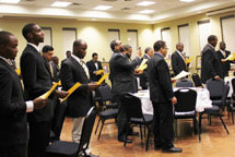 Alpha Phi Alpha Fraternity, Incorporated celebrate 107 years during Founder's Day Ceremony