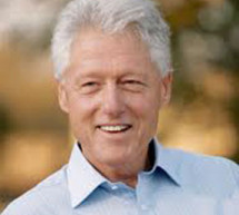 President Bill Clinton to receive Joe DiMaggio American Icon Award