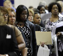 Black unemployment dips to five-year low
