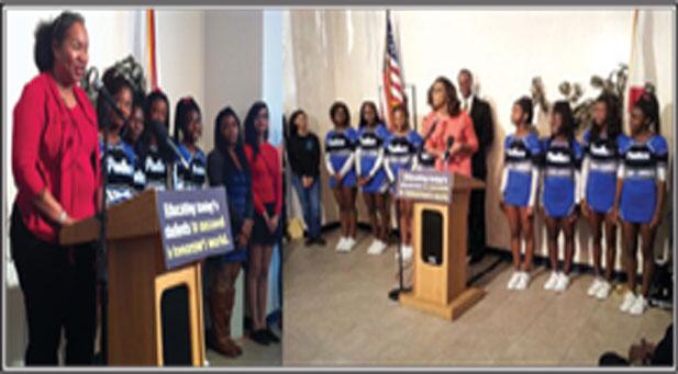 """FPDillard Dillard High School leads Broward County public schools improving from """"C"""" school to """"A"""" school"""