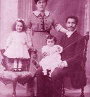 The amazing story of the one Black family on the Titanic: A pregnant wife's struggle to survive
