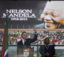 President Obama praises Mandela as 'Great Liberator'