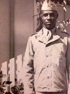 Sgt. First Class Joseph E. Gantt