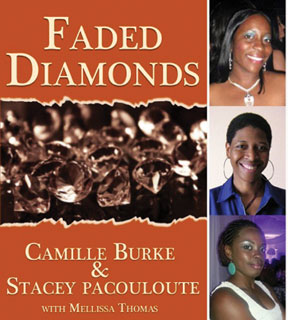 AARLCC Faded Diamonds Press Local authors launch socially conscious novel 'Faded Diamonds' at the AARLCC for National Mentoring Month