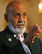ALCEE HASTINGS1 Hastings celebrates Dr. Martin Luther King, Jr. Day