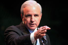 Miami Dade County Mayor Carlos Gimenez