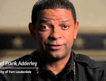 Fort Lauderdale Police Chief Frank Adderley makes history once again