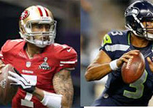 A Black quarterback will represent NFC in 2014 Super Bowl