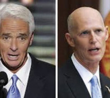 Governor Scott's goal in 2014, to shrink the minority vote