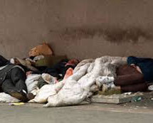 Homelessness increases in U.S.