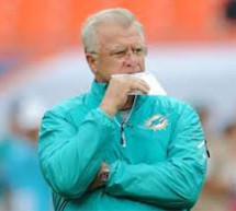 Dolphins fire Mike Sherman