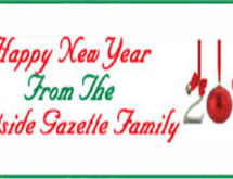 Happy New Year  From The Westside Gazette Family