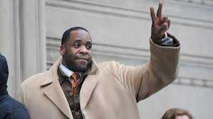 images 7 Kwame Kilpatrick, serving longest political corruption sentence in history, transferred to Oklahoma