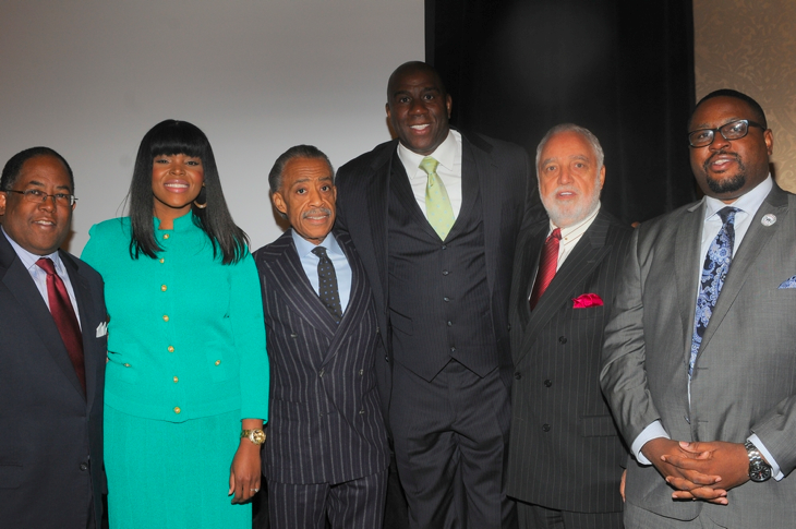 1 1 National Action Network Kicks Off Black History Month With Beverly Hills Luncheon