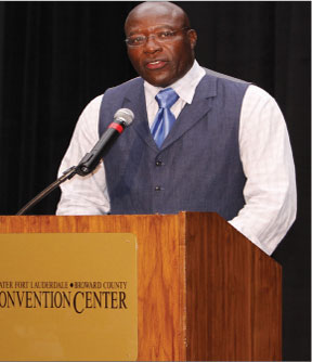 Dr. Franklyn Scott