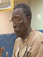 Coach Ronald Booker