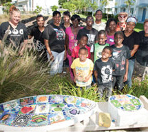 Young At Art Museum, in partnership with the Housing Authority of the City of Fort Lauderdale and the Community Foundation of Broward