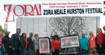 Thousands attended Silver Anniversary of  Zora Neale Hurston Festival