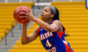 Jasmine Norman Norman records double double in loss to Florida A&M