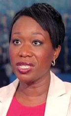 JoyAnnReid NBCNN 2013 07 19 Joy Ann Reid to host new show on (MSNBC)