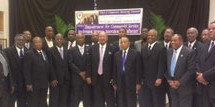 Men of Destiny Community Outreach, Inc., honor 'The Living Legends' of Historical Provident Hospital