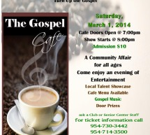 The Gospel Cafe