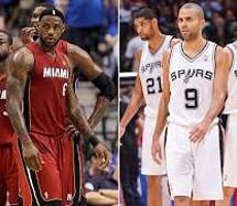 Heat dominate Spurs in final re-match