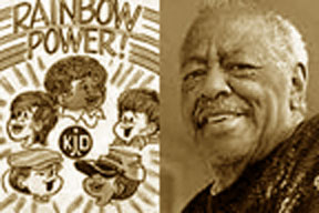 Morrie Turner2 'Wee Pals' creator who broke color barriers dies at the age of 90