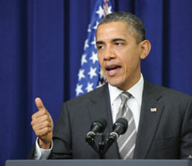 Obama places new emphasis on education