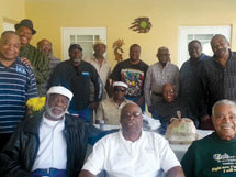 The Old-Timers carry own long tradition of brotherhood and camaraderie which stems over half a century