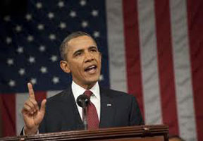 STATE OF UNION 1 President Obama hopes to sidestep Congress to have 'a year of action'