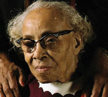 "Septima Clark ""The Grandmother of the American Civil Rights Movement"""