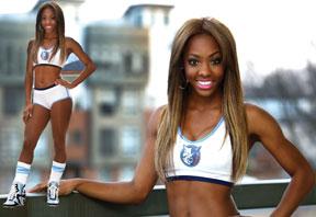 Former Famu Cheerleader Makes Nba All Star Dance Squad