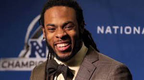 Sherman How Sherman 'Rant' could help change coverage of Black men