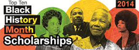 Top Ten Top 10 Black history month scholarships with deadlines in February 2014