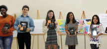 Winners of AARLCC's 2014 Black History Month Essay & Art Competition