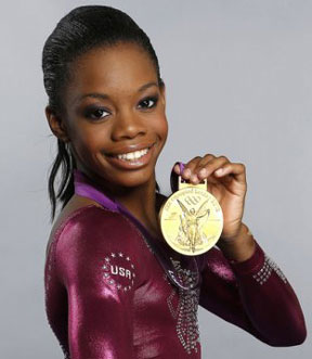 gabby douglas Gabby Douglass shared her life and story with the world