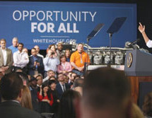 President Obama, top companies to help long-term unemployed
