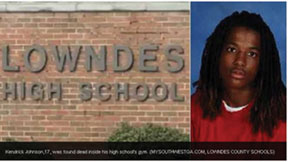 CLASS KENDRICK JOHNSON Classmate confessed to killing Black teen found dead in gym mat