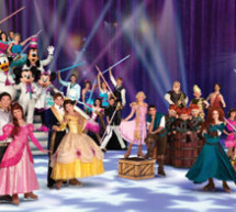 Disney On Ice presents Rockin' Ever After at the BB&T Center and AmericanAirlines Arena