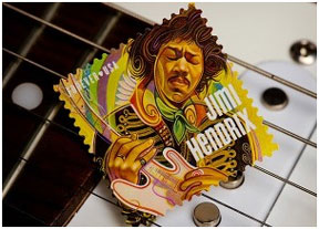 Jim Hendix Jimi Hendrix gets his own stamp