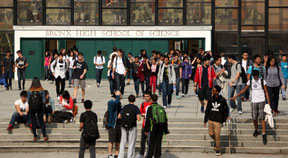 NEW YORK SPECIALIZED SCHOOL NYC's specialized schools called racist for excluding Black students