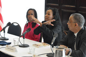 NNPA MAGGIE NNPA luncheon focuses on Black economics, growing income gap
