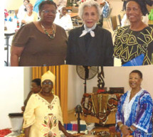 Northwest Federated Woman's Club tours the Motherland