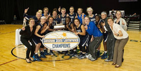 Nova Southeastern Nova Southeastern wins second SSC Tournament Championship, earns berth to NCAA Tournament