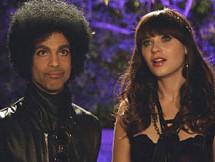 Prince releases New Girl duet with Zooey Deschanel
