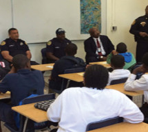 'Real Talk' Trayvon panel at Ponce Middle