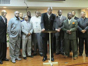 Rev Holmes The season is now: to repeal or repair the Stand Your Ground Law