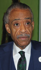 SHARPTONTHIS ONE Sharpton talks about the struggle today