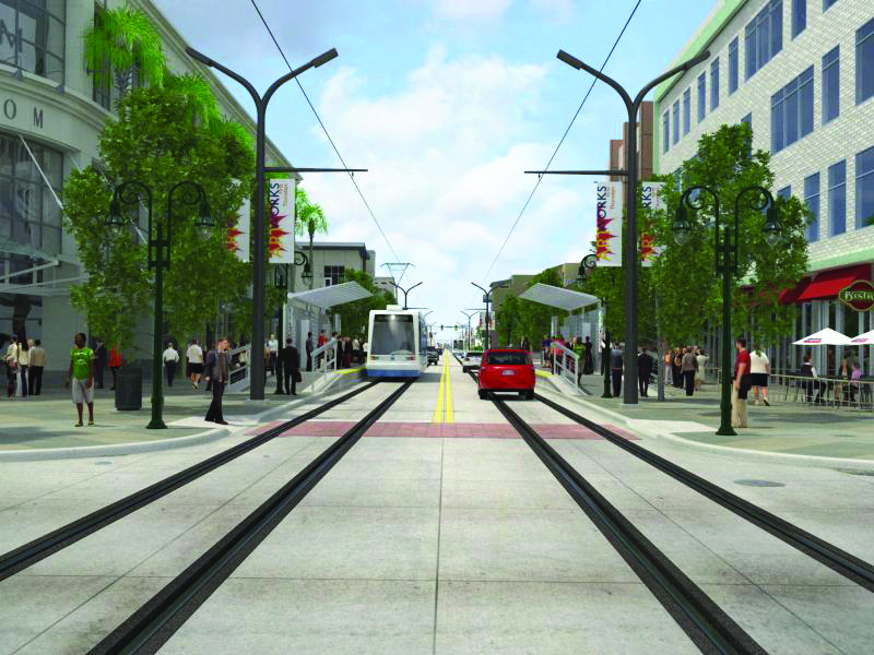 Street car President Obamas Budget Proposal Includes $50 Million for Fort Lauderdales Wave Streetcar Project